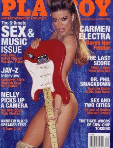 Playboy USA – April 2003