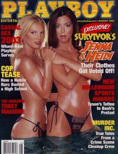 Playboy USA – August 2003