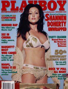 Playboy USA – December 2003