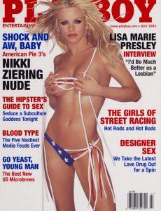 Playboy USA – July 2003