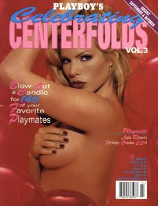 Playboy's Celebrating Centerfolds – August-September-October 1999 Vol 3
