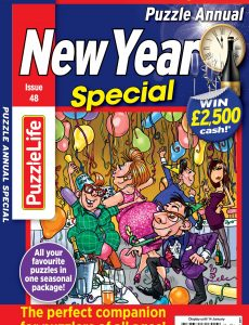 PuzzleLife Puzzle Annual Special – 10 December 2020