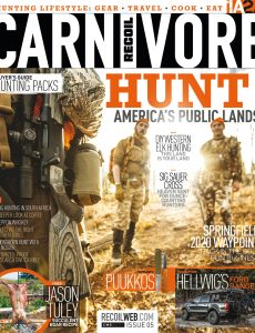 RECOIL Presents Carnivore – Issue 05, 2020