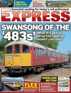 Rail Express – January 2021