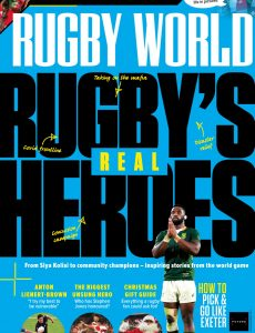 Rugby World – January 2021