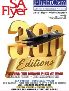 SA Flyer – December 2020-January 2021