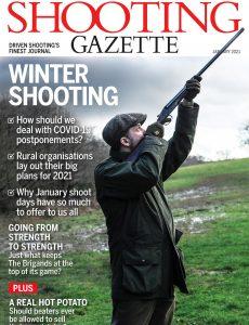 Shooting Gazette – January 2021