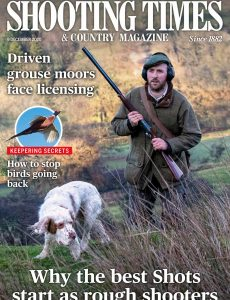 Shooting Times & Country – 09 December 2020