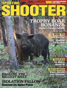 Sporting Shooter Australia – January 2021