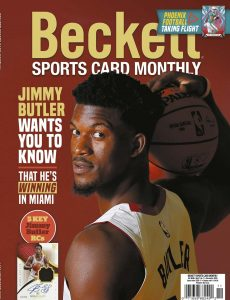 Sports Card Monthly – November 2020