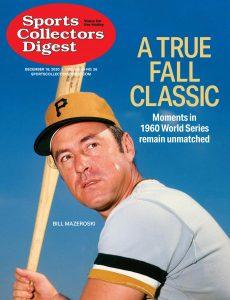 Sports Collectors Digest – December 18, 2020