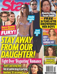 Star Magazine USA – December 14, 2020