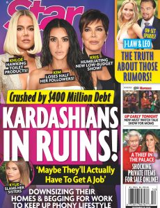 Star Magazine USA – December 28, 2020