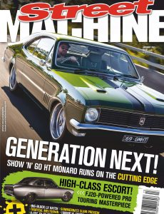 Street Machine Australia – January 2021