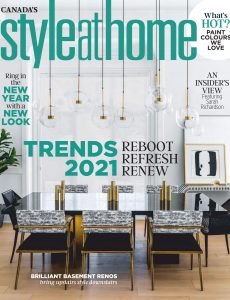 Style at Home Canada – January 2021