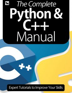 The Complete Python & C++ Manual – 3rd Edition 2020