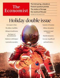 The Economist Latin America – 19 December 2020