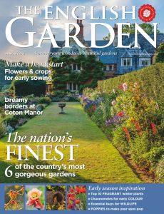 The English Garden – February 2021