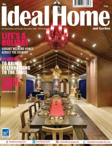 The Ideal Home and Garden – December 2020