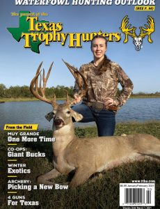 The Journal of the Texas Trophy Hunters – January-February 2021