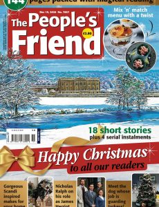 The People's Friend – December 19, 2020