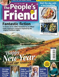 The People's Friend – January 02, 2021