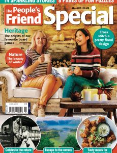 The People's Friend Special – December 30, 2020