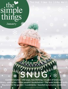 The Simple Things – January 2021