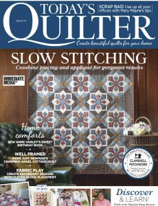Today's Quilter – December 2020