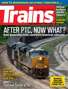 Trains – February 2021
