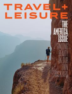 Travel+Leisure USA – January 2021
