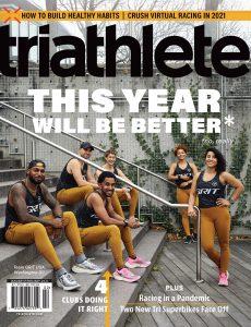 Triathlete USA – January 2021