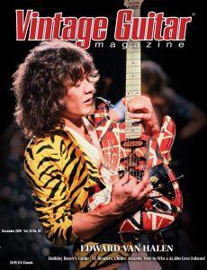 Vintage Guitar – December 2020