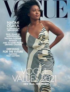 Vogue USA – January 2021
