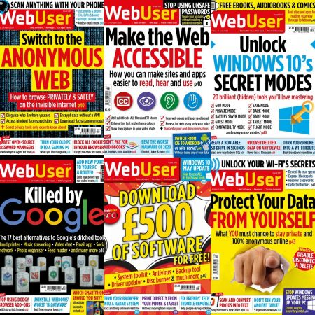 WebUser – Full Year 2020 Issues Collection