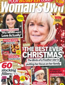 Woman's Own – 14 December 2020
