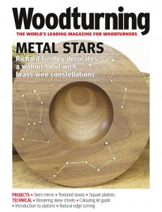 Woodturning – Issue 347 – August 2020