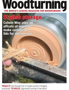 Woodturning – Issue 348 – September 2020