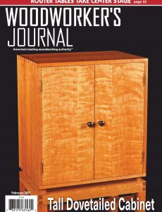 Woodworker's Journal – February 2021