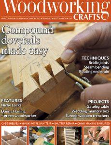 Woodworking Crafts – Autumn 2019