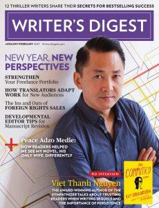 Writer's Digest – January-February 2021