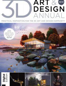 3D Art & Design Annual – First Edition 2021