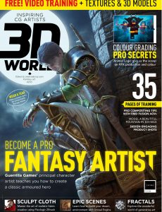 3D World UK – Issue 270, 2021