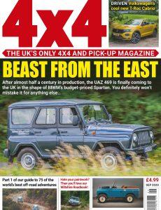 4×4 Magazine UK – September 2020