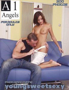A1 Angels Sexy Girls Adult Photo Magazine – January 2021