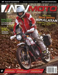 Adventure Motorcycle (ADVMoto) – January-February 2021