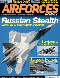 AirForces Monthly – February 2021