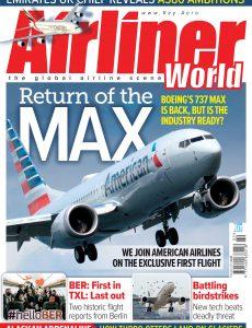 Airliner World – February 2021