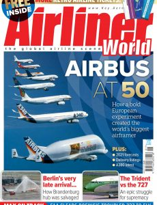 Airliner World – January 2021