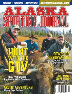 Alaska Sporting Journal – January 2021